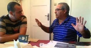 صدمة مهاجر مغربي عاد الى ارض الوطن