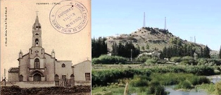 معالم تاريخية بتاوريرت