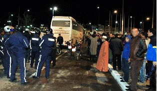 سائق حافلة مخمور يقتل شرطيا ويصيب آخرا بجروح في البيضاء