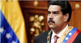 نيكولاس مادورو موروس