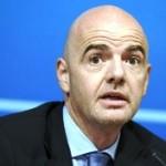 رئيس الاتحاد الدولي لكرة القدم جياني إنفانتينو يحل بالمغرب