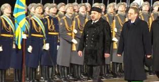 الملك محمد السادس يحل بالعاصمة الروسية موسكو