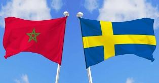 المغرب و السويد
