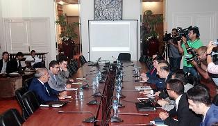 تعزيز التعاون بين البرلمانين المغربي والتركي محور مباحثات بين رئيس لجنة الشؤون الخارجية بمجلس النواب ووفد برلماني تركي