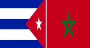 المغرب و كوبا