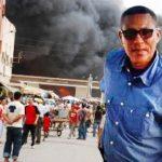 لقاء صحفي .. عبد الرحيم الوافي يقدم تصريحا حول مآل ملف السوق البلدي المحروق بتاوريرت (بالصوت و الصورة )