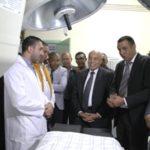 عامل إقليم تاوريرت يشرف على تزويد المستشفى الإقليمي بأجهزة طبية و يقف على مشاريع في طور الانجاز (تغطية بالصوت و الصورة).