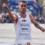 العداء المغربي يوسف السباعي يحطم الرقم القياسي لسباق مارطون صوفيا