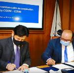 مجلس الجالية المغربية بالخارج يوقع اتفاقية تعاون مع اتحاد أرباب العمل